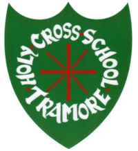 Holy Cross National School Crest